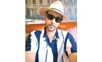 Dino Ali to make his big screen debut with Kahay Dil Jidhar