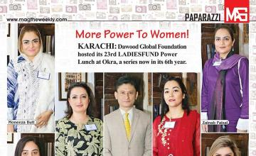 More Power To Women!