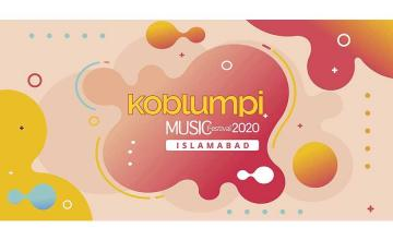 The Koblumpi Music Festival in Islamabad