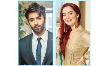 Hania Aamir and Sheheryar Munawar reportedly pairing up for a movie