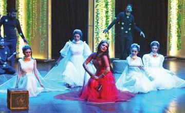 SHAKESPEAREAN COMEDY COMES TO KARACHI