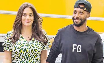It's a boy! Ashley Graham and husband welcome their first child