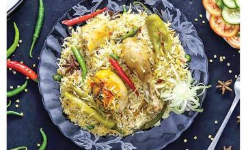Chicken Pulao