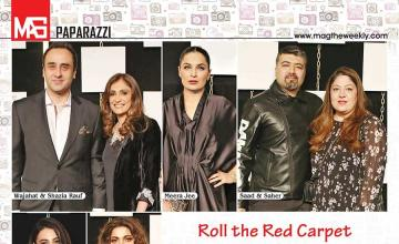 Roll the Red Carpet