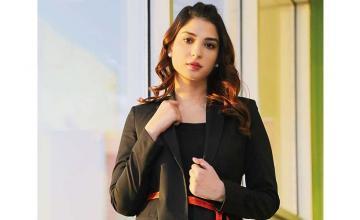 An effortless actress Ramsha Khan