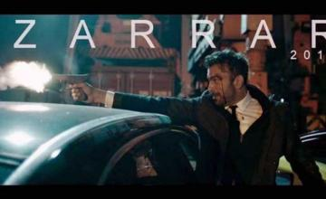 Shaan Shahid's Zarrar seems to be a promising action-packed movie