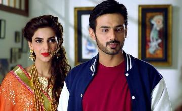 Zahid Ahmed to make big-screen debut alongside Saba Qamar
