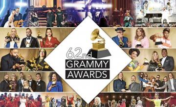 62nd GRAMMY AWARDS