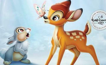 Disney is bringing us a live-action 'Bambi' soon