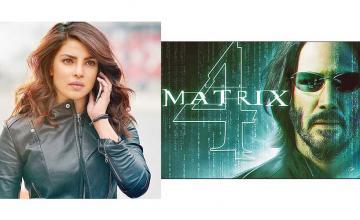 Priyanka Chopra Jonas might join The Matrix 4