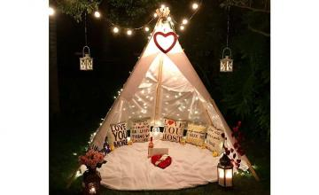 TeePee for two