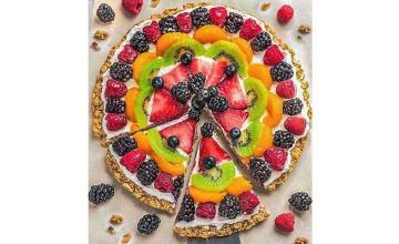 Flatbread Fruit Pizza