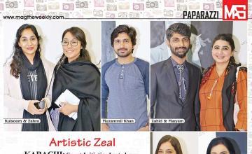 Artistic Zeal