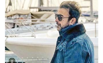 Shaan Shahid's latest venture Zarrar launches trailer