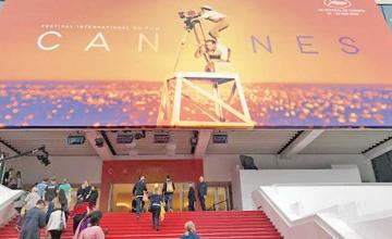 Cannes Film Festival venue shelters the homeless