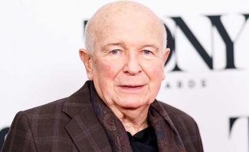 Playwright Terrence McNally dies from COVID-19 complications