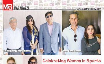 Celebrating Women in Sports
