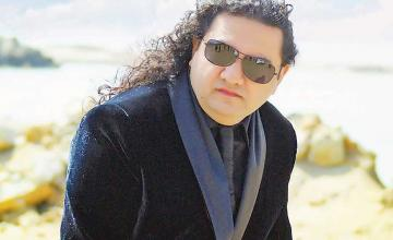 Taher Shah is back!