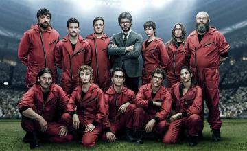 La Casa De Papel (Money Heist): Season 4