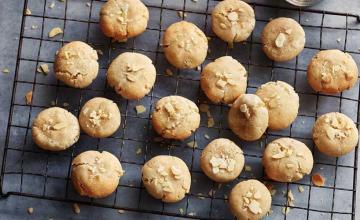 Gluten-free Almond Biscuits