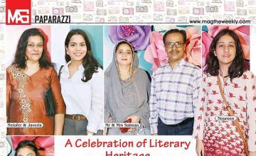 A Celebration of Literary Heritage