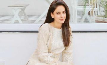 Saba Qamar debuts on YouTube
