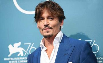 Johnny Depp joins Instagram with a video about the hideous coronavirus crisis