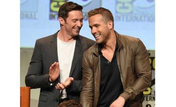 Ryan Reynolds and Hugh Jackman came together for a great cause