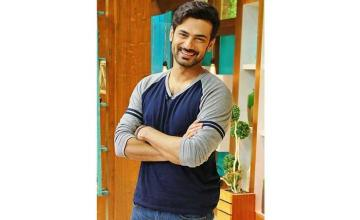 Zahid Ahmed opened up about nose job gone wrong