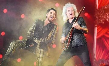 Queen and Adam Lambert make a dedicated to frontline workers
