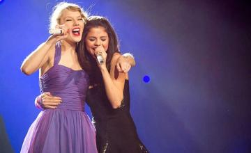 Selena Gomez calls BFF Taylor Swift one of the greatest songwriters