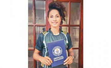 Hajra Khan receives third Guinness World Records