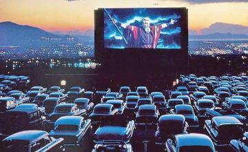 Drive-in cinemas reviving?