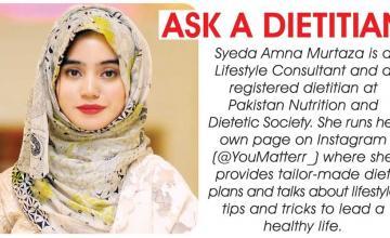 ASK A DIETITIAN