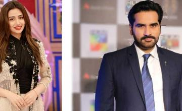 Sana Javed signs Humayun Saeed's next film