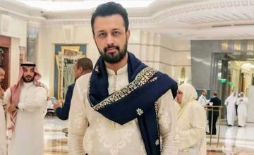 Atif Aslam's newest project wins the internet