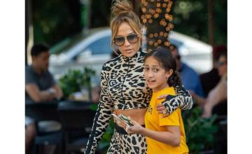 Jennifer Lopez's daughter Emme is ready to publish her first book
