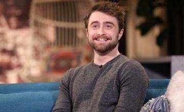 Daniel Radcliffe serves some major nostalgia amid social distancing