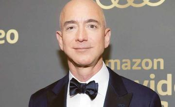 Jeff Bezos on track to become the first trillionaire