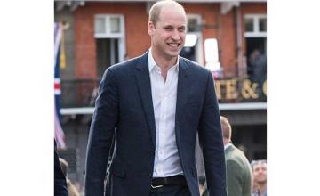 Prince William hopes to shut down the stigma surrounding men's mental health
