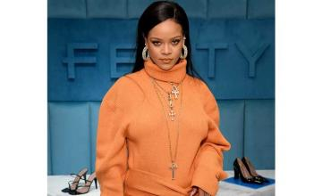 Rihanna jokes that she lost her album as fans plead for new music