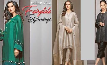 Sehar Afzal  - Fairytale beginnings