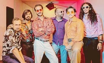 Mirage release their new track Ziddi Aashiq
