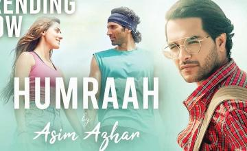 Asim Azhar releases his version of Humraah and we are all mesmerised!