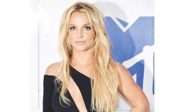 Britney Spears surprised her fans with first music release in four years