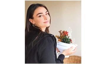 Turkish actress Esra Bilgic signs with three Pakistani brands