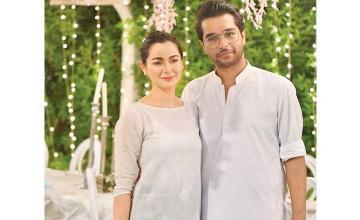 Hania Amir denies relationship with Asim Azhar