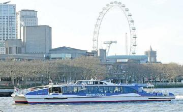 Uber Boat launching soon in London