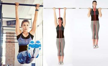 Master the pull-up!