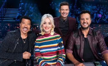 Katy Perry, Luke Bryan, Lionel Richie and Ryan Seacrest return to 'American Idol'